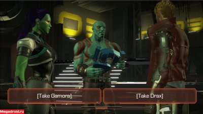 Guardians of the Galaxy TTG