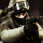 Critical Strike CS: Counter Terrorist