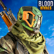 Blood Rivals - Survival Battleground FPS Shooter