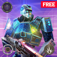 Free Modern Robots Galaxy War : Battleground