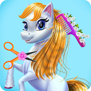 Fairy Pony Horse Mane Braiding Salon