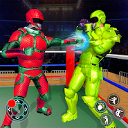 Grand Robot Ring Fighting